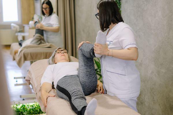 kinezi terapija, Aktiv Fizikal, Niš